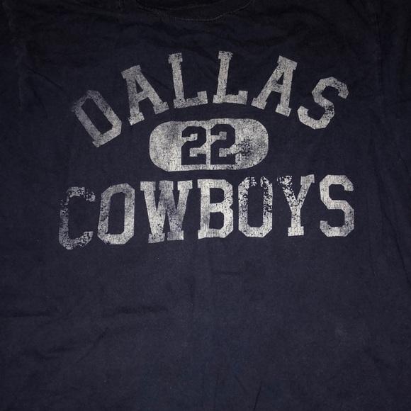 30c79c96 NFL Shirts | Dallas Cowboy Vintage Authentic Tee | Poshmark